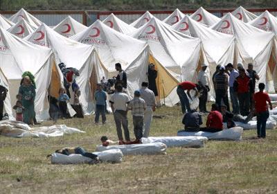 الإمارات تقدم 3,9 مليون دولار لرعاية اللاجئين السوريين