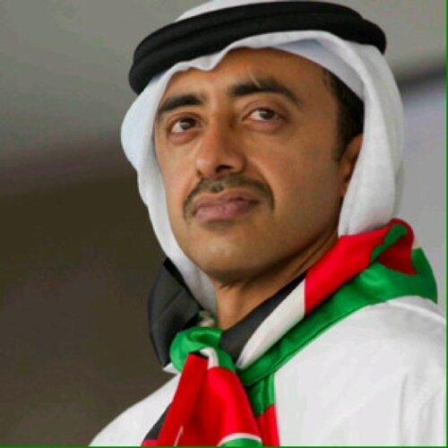 عبد الله بن زايد يرفض الرد على قناة الجزيرة