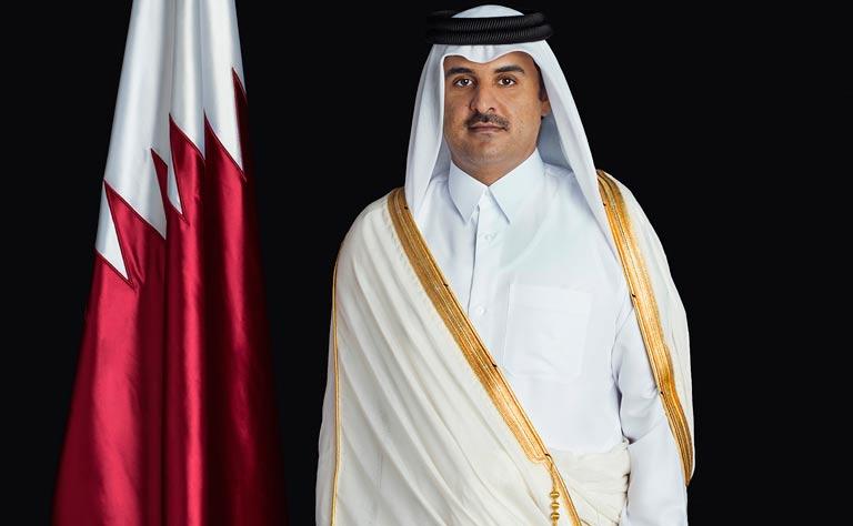 أمير قطر يبدأ زيارة لألمانيا تستغرق ثلاثة أيام