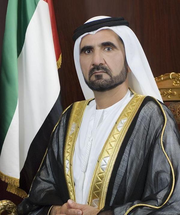محمد بن راشد يأمر باستئناف جسر المساعدات الجوي إلى غزة