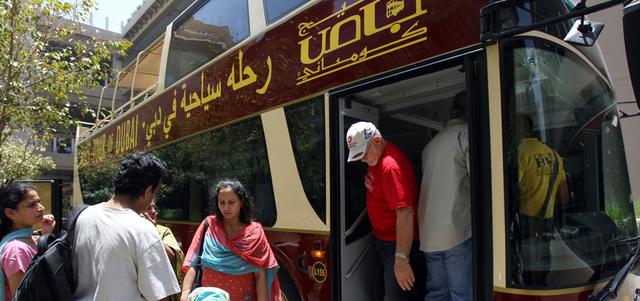 تراجع أعداد السياح الروس إلى دبي بنسبة 40% هذا العام
