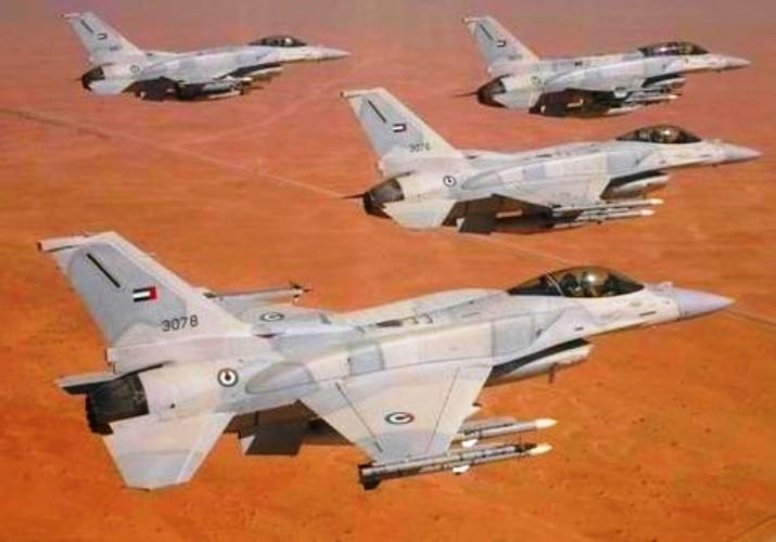 متمردو اليمن يزعمون أن الطائرة الإماراتية سقطت بـ
