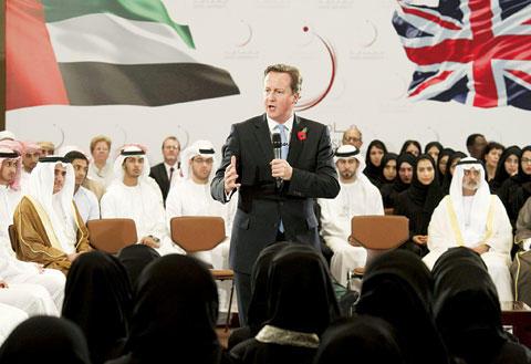 الإمارات  بصدد زيادة التبادل التجاري مع بريطانيا إلى 38 مليار دولار