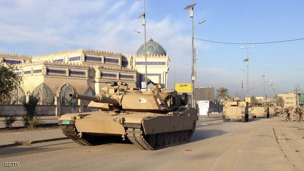 الجيش العراقي يدعو أهالي الفلوجة للاستعداد لمغادرتها قبيل هجوم مرتقب