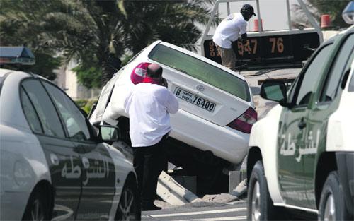 تطبيق اللائحة المرورية المعدّلة يخفض المخالفات 25% في دبي