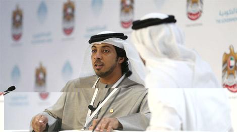 منصور بن زايد يتبرع بمليون درهم لصالح مارثون في مصر