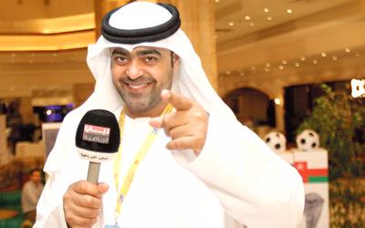 إبعاد قناتي أبوظبي ودبي الرياضيتين من المنطقة الإعلامية المختلطة