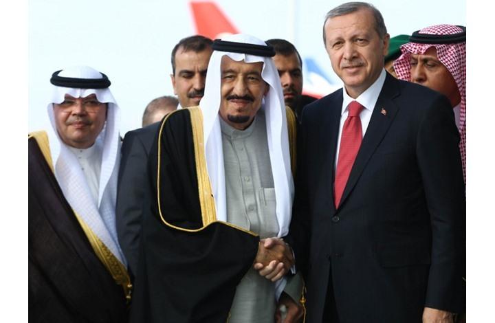تركيا تنفي وساطة الملك سلمان للمصالحة مع مصر