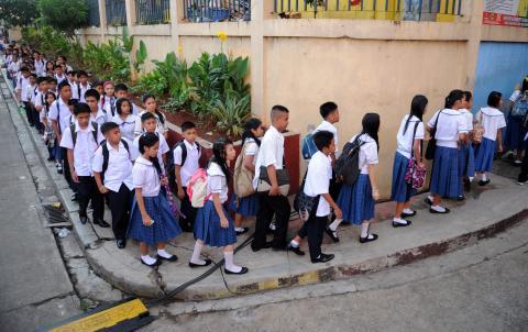 إنشاء 10 مدارس في الفلبين بتمويل إماراتي