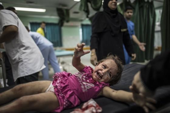 ارتفاع الشهداء في غزة إلى 1980 منذ بدء العدوان الإسرائيلي