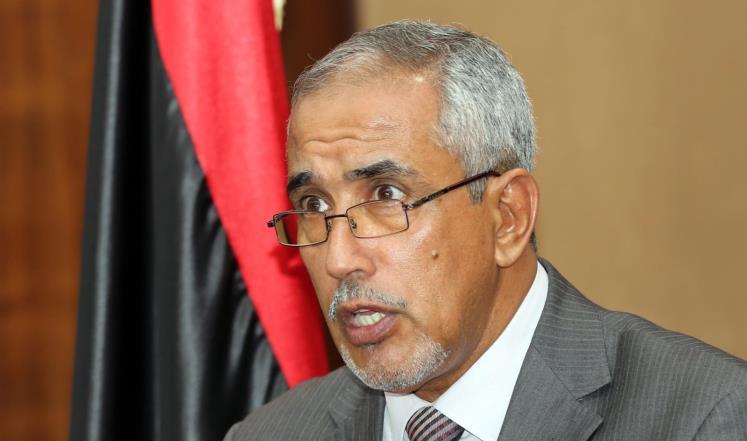 رئيس حكومة الإنقاذ الوطني: القصف المصري على ليبيا عدوان وإرهاب