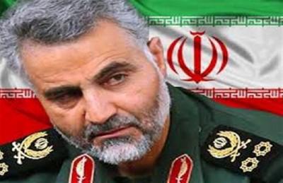 إيران تعلن عن زيارة قاسم سليماني لموسكو الأسبوع الماضي