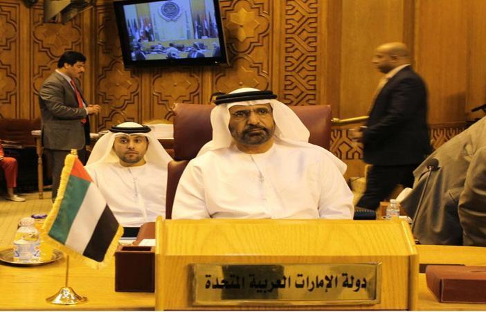 وفد الدولة يشارك في الاجتماع غير العادي لمجلس الجامعة العربية