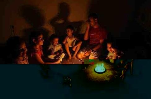 تشغيل محطة كهرباء غزة