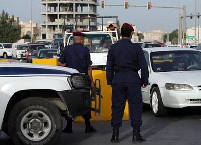 البحرين: إصابة شرطي اثر إنفجار قنبلة  بدائية الصنع