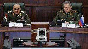روسيا تعلن تقديم المساعدة لمصر في بناء جيش فعّال