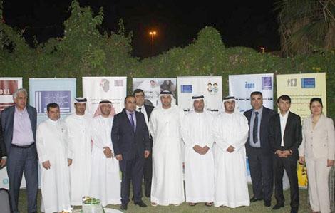 وفد طاجكستاني يزور جمعية الإمارات لحقوق الإنسان