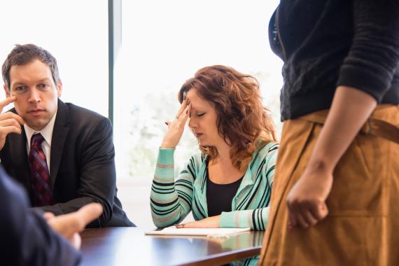 8 أشياء يقوم بها المدير الفاشل تدفع الموظف الكفء إلى ترك العمل