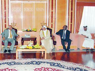 مباحثات إماراتية سودانية للتبادل الاستثماري
