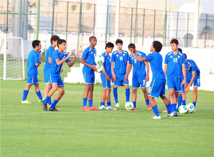 منتخب الشباب يواجه بوهانغ الكوري غداً