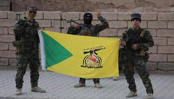 خلافا لمزاعم عراقية للرياض.. مليشيا حزب الله تشارك في معركة الفلوجة