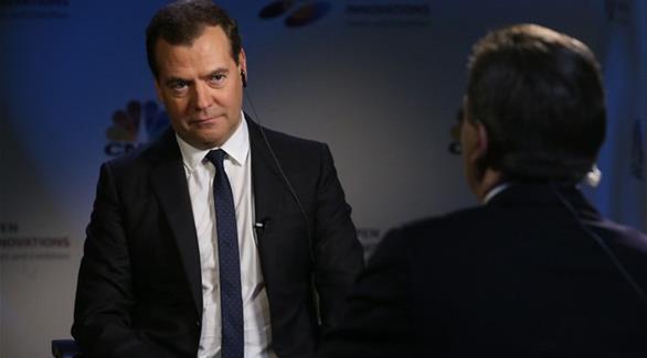 ميدفيديف: الولايات المتحدة لم تعد تصرّ على رحيل الأسد