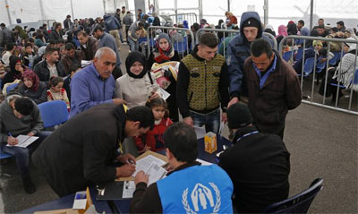 الأمم المتحدة : مليونا و14 ألف لاجيء سوري في لبنان