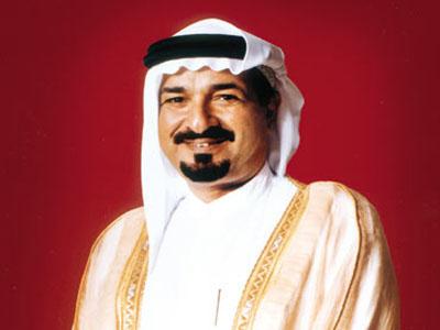حاكم عجمان يلتقي السفير المصري