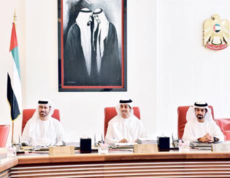 الوزاري للخدمات يناقش تطوير المباني والمشروعات الاتحادية