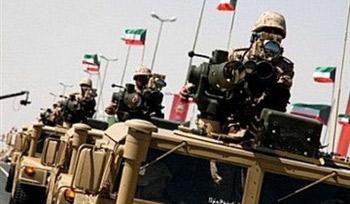 استمرار التدريبات العسكرية الكويتية الفرنسية لليوم الخامس