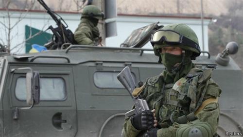 القوات الأوكرانية تنفذ عملية خاصة بشرق البلاد