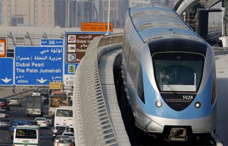 40 مليون راكب في مترو دبي خلال الربع الأول من السنة