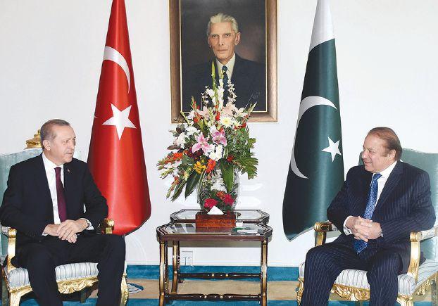 اتفاق دفاعي بين أنقرة وإسلام أباد.. وإلغاء منصب رئيس الوزراء في تركيا