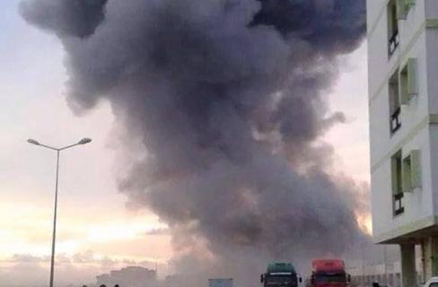 حفتر يدعو مصر للتدخل بقوة في ليبيا