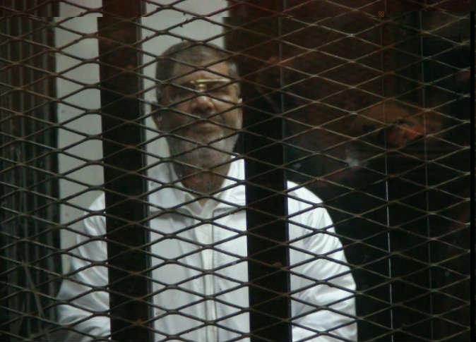 تأجيل محاكمة مرسي في أحداث الاتحادية إلى 21 أكتوبر