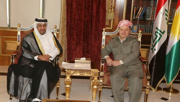 صحيفة لندنية: القنصل المنصوري زار مركزا للاستفتاء بكردستان العراق