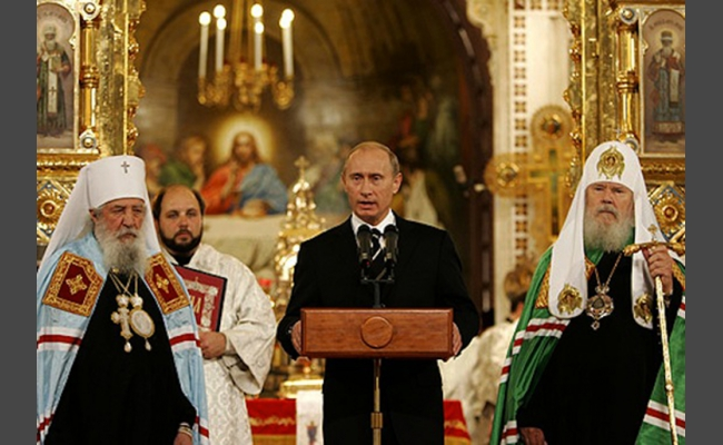 موسكو تعتبر عدوانها في سوريا  لـحماية المسيحيين العرب