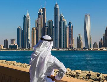 1,3 تريليون درهم قيمة تجارة دبي الخارجية خلال عام