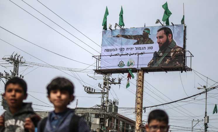 ذعر في إسرائيل من خيارات حماس للانتقام من اغتيال مازن فقهاء