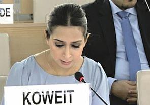 الكويت تطالب المجتمع الدولي بتحمل المسؤولية تجاه الانتهاكات بسوريا