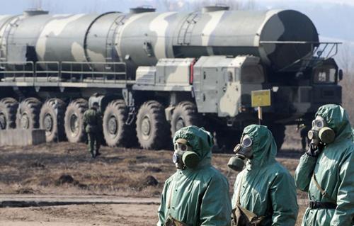 نقل 80 % من السلاح الكيماوي السوري إلى الخارج