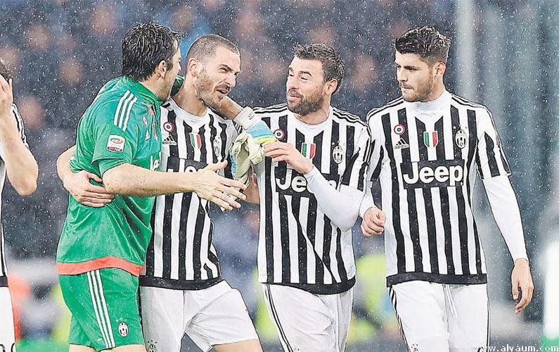 يوفنتوس يجهض انتفاضة انترناسيونالي ليتأهل لنهائي كأس ايطاليا