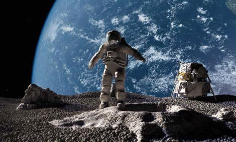 مسابقة لإرسال إماراتي إلى الفضاء