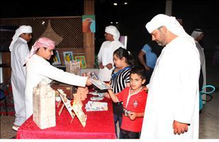 مراكز الأطفال تشارك أيام الشارقة التراثية