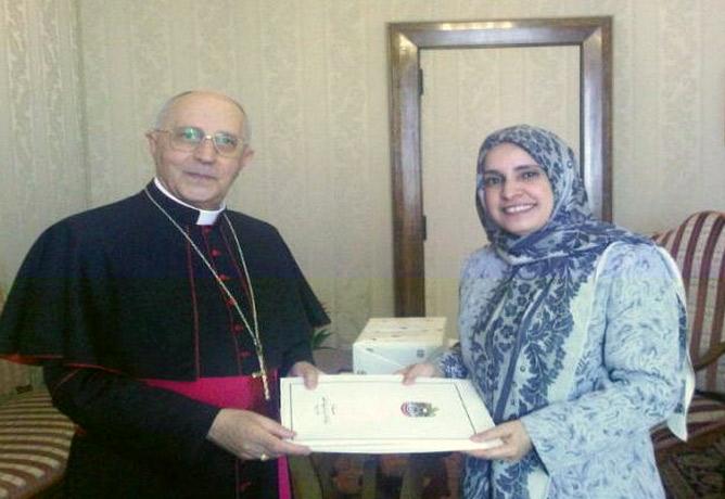 حكومة الفاتيكان تشيد بتواصل الإمارات الدائم معها