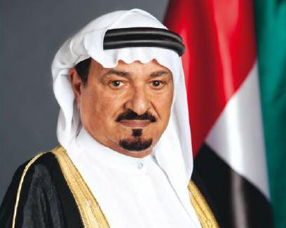 حاكم عجمان يلتقي وزير الطاقة