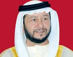 سلطان بن زايد يهنئ العاهل السعودي لاختياره شخصية العام الثقافية