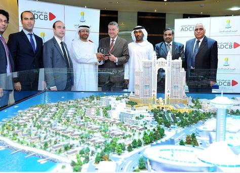 أبوظبي التجاري يمول مشروع مارينا صن ست باي بـ 950 مليون
