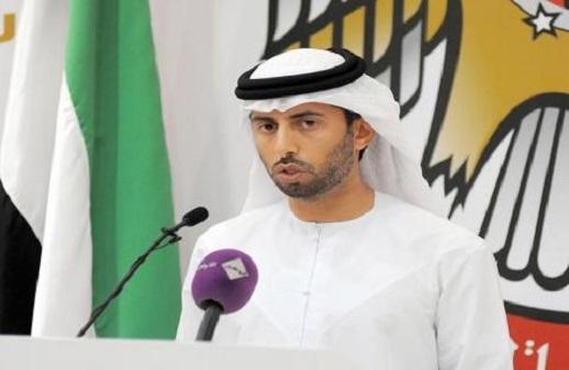 وزير الطاقة:الإمارات ملتزمة بسد العجز في إمدادات النفط