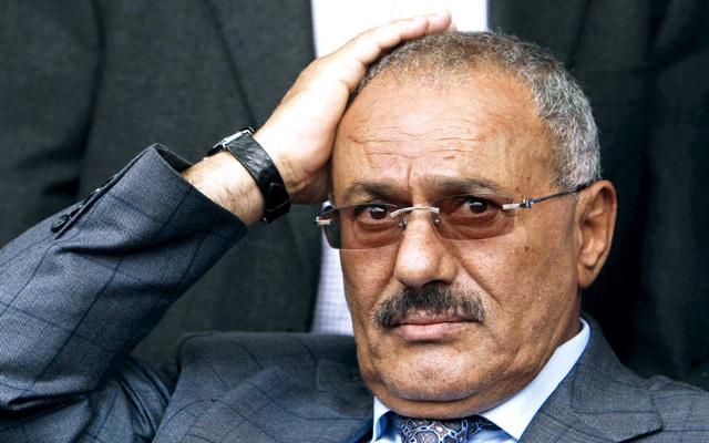 تركيا تجمد أرصدة علي عبدالله صالح